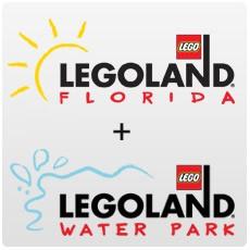 Legoland Flórida + Waterpark - 2 Dias